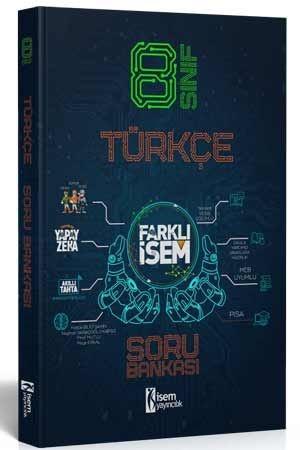 8. Sınıf Farklı İsem Türkçe Soru Bankası İsem Yayıncılık