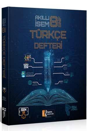 8. Sınıf Akıllı İsem Türkçe Defteri İsem Yayıncılık